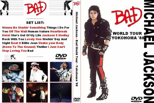 Michael jackson - bad!